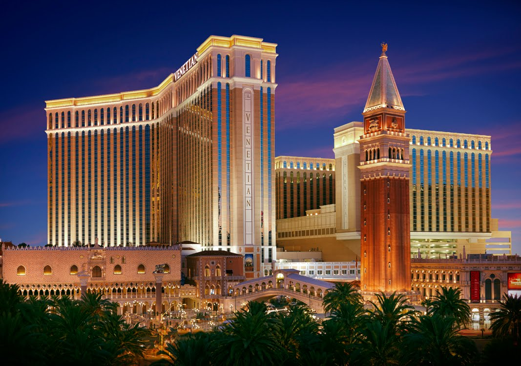 The Venetian Resort Hotel Casino, Las Vegas
